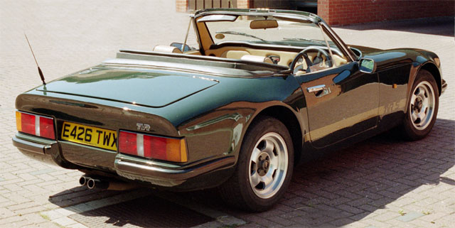 TVR S 2.8