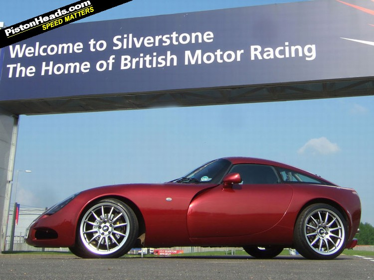 TVR T 350