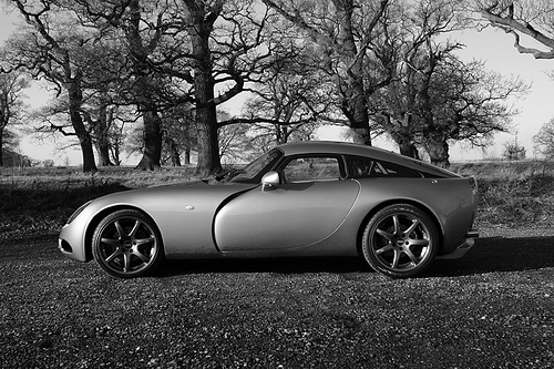TVR T350 C