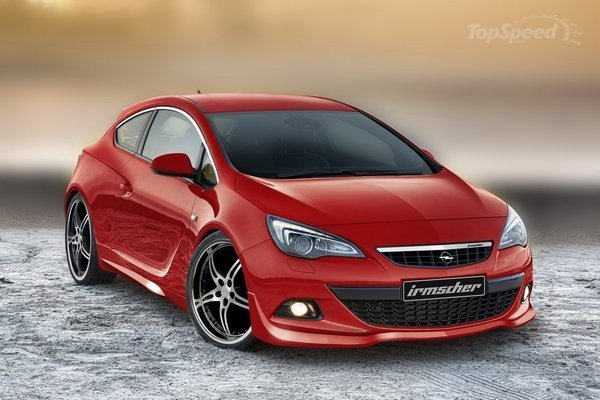 Vauxhall Astra 1.2