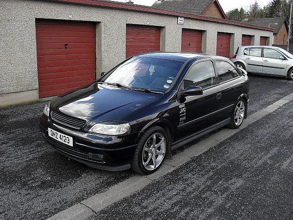 Vauxhall Astra 1.6 16V