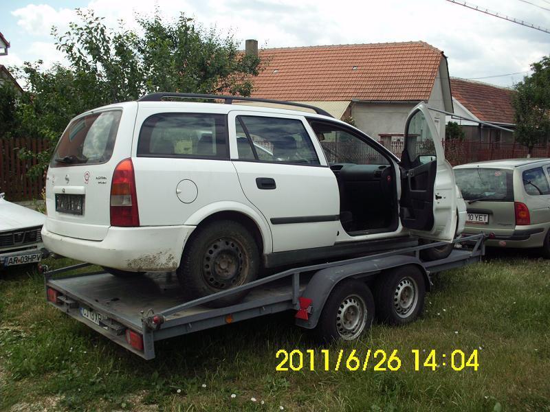 Vauxhall Astra 2.0 DTI 16V