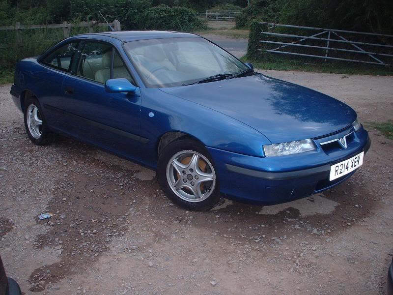 Vauxhall Cavalier 2.0 i 16V 4x4