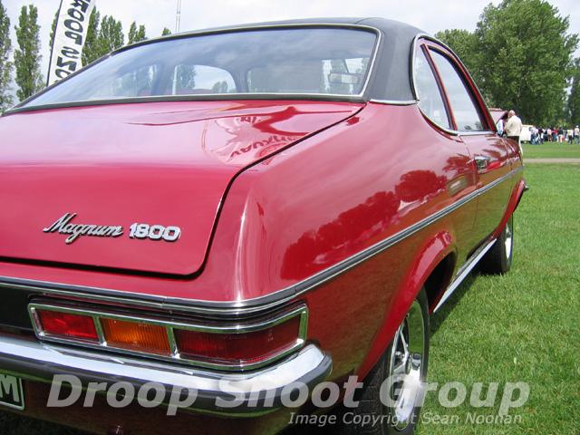 Vauxhall Magnum 1800