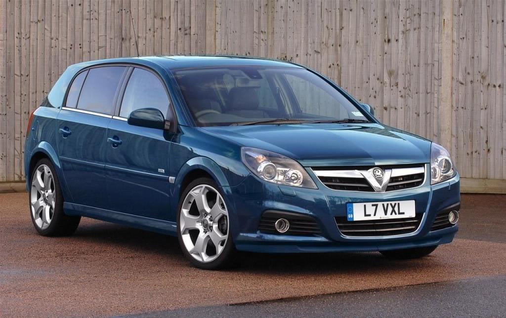 Vauxhall Signum 2.2