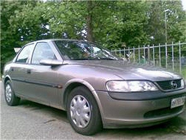 Vauxhall Vectra 1.7 TD