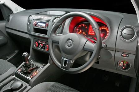 Volkswagen Amarok 2.0 BiTDI Comfort MT Basis