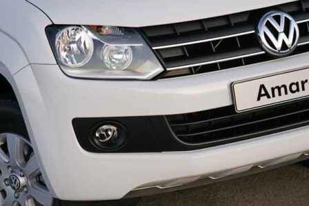 Volkswagen Amarok 2.0 TDI 4motion Comfort MT Basis