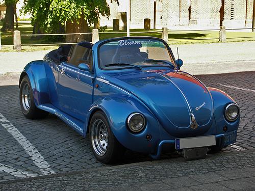 Volkswagen Beetle S