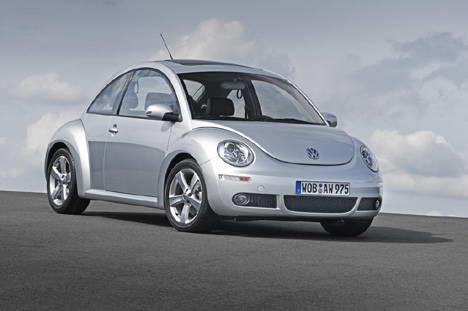 Volkswagen Beetle VR5