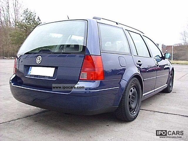Volkswagen Bora 1.9 TDi Highline