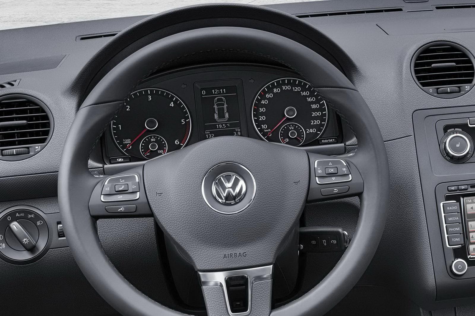 Volkswagen Caddy 1.6 TDI 102hp MT Startline