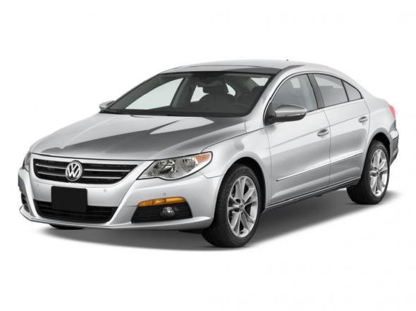 Volkswagen CC VR6 4Motion
