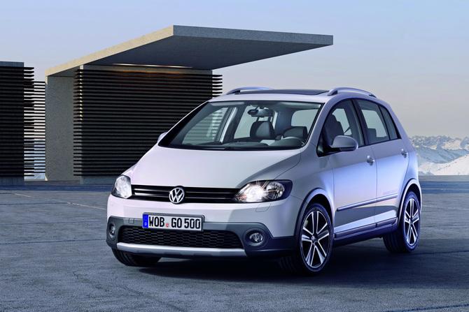 Volkswagen CrossGolf 1.6 AT