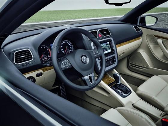 Volkswagen Eos 2.0 TDi