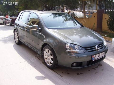 Volkswagen Golf 1.6 Sportline