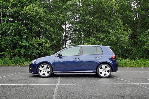 Volkswagen Golf 1.9 TDI 4motion MT