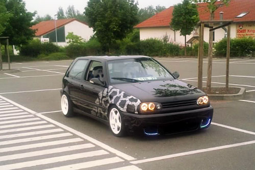 Volkswagen Golf 2.8