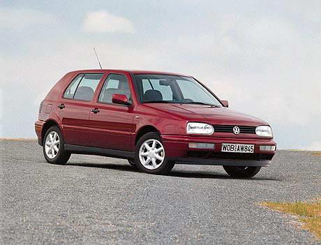 Volkswagen Golf 2.0 Syncro (1HX1)
