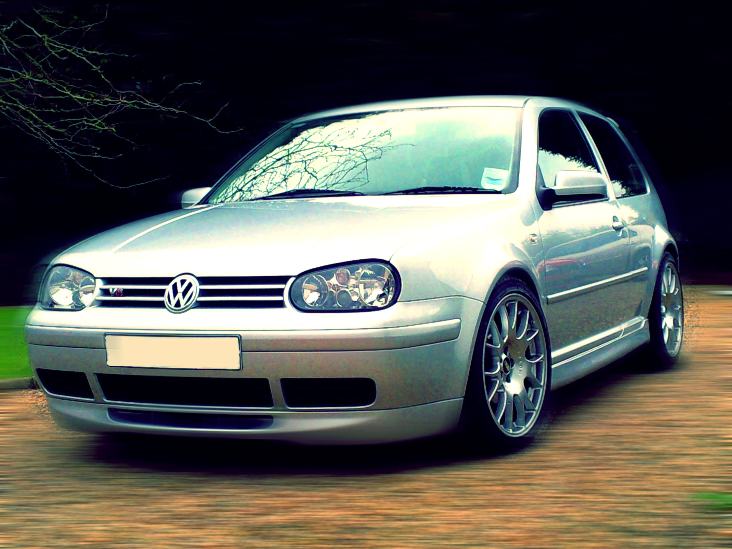 Volkswagen Golf 2.8 V6 4motion