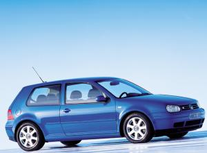 Volkswagen Golf V6 4Motion