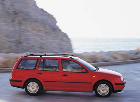 Volkswagen Golf Variant 1.9 SDi