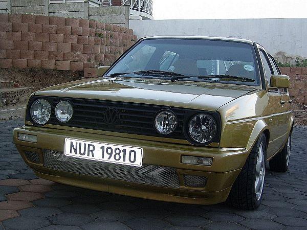 Volkswagen GTI 2.0T