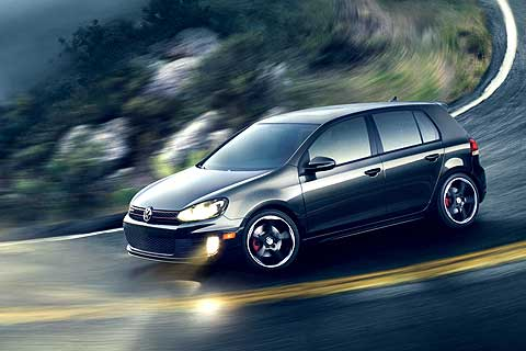 Volkswagen GTi Sunroof