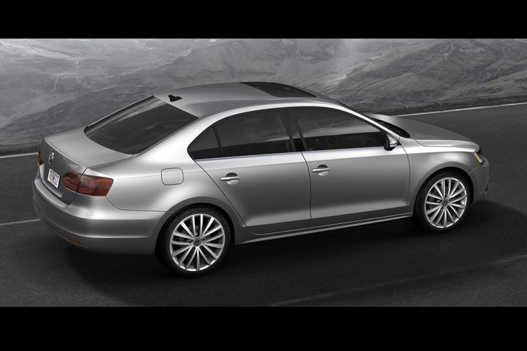 Volkswagen Jetta 1.6 TDi BlueMotion