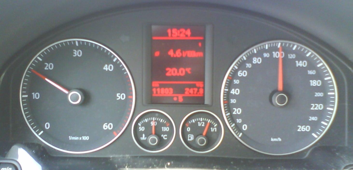Volkswagen Jetta 1.9 TDi BlueMotion