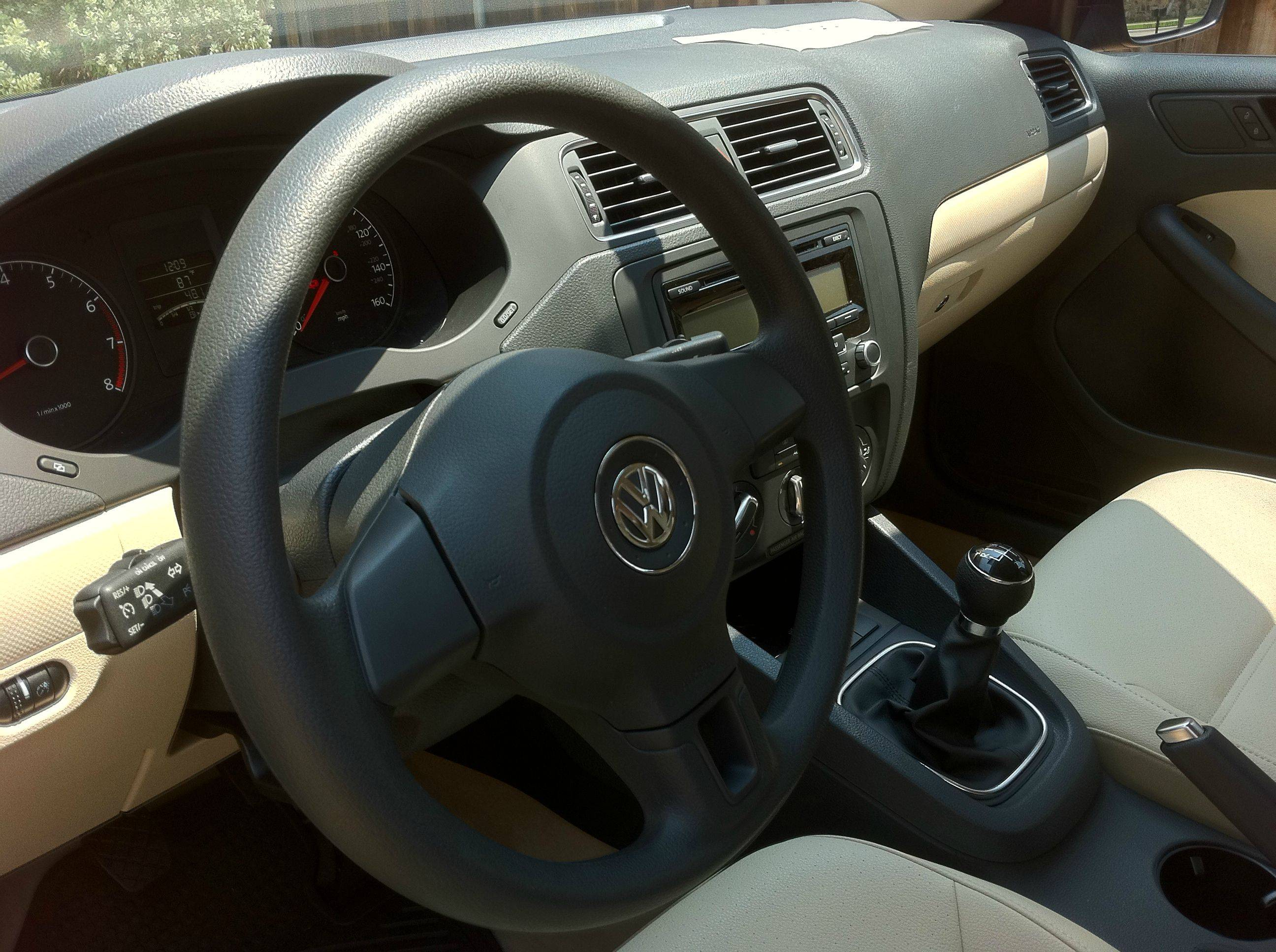 Volkswagen Jetta 2.5 SEL