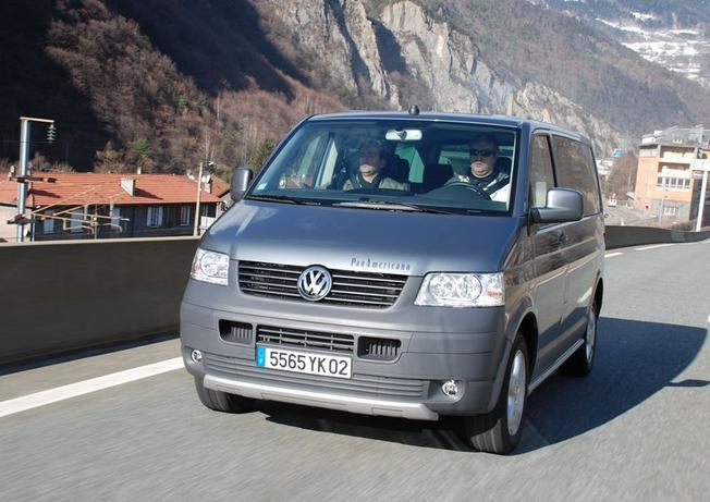 Volkswagen Multivan 2.5 TDI 4Motion