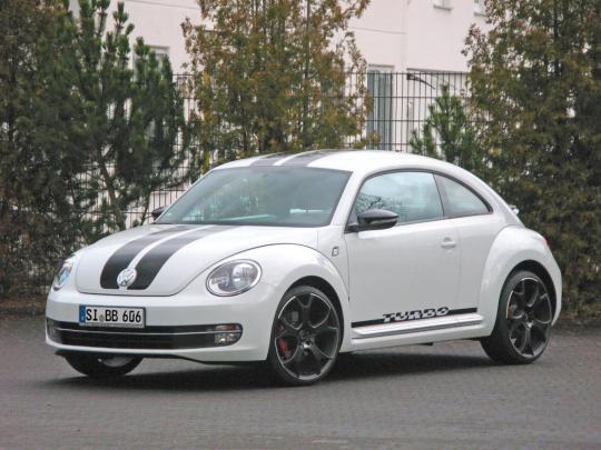Volkswagen NEW Beetle 2.0 i AT