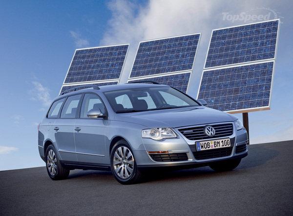 Volkswagen Passat 1.9 BlueMotion