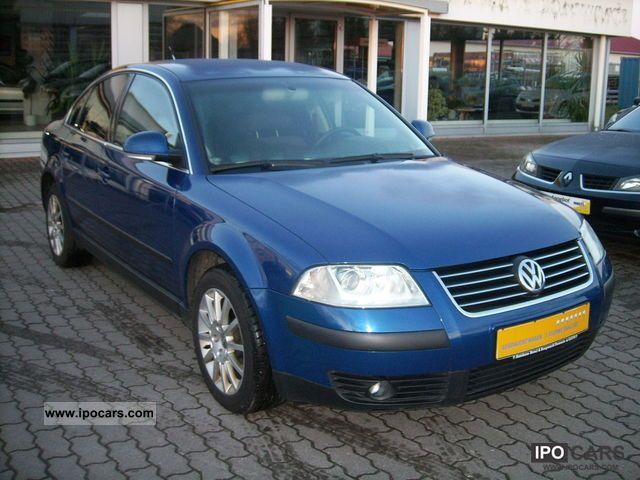 Volkswagen Passat 1.9 TDi Comfortline