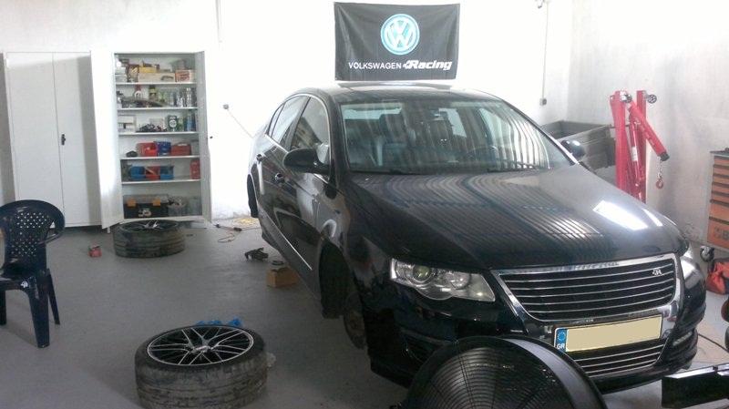 Volkswagen Passat 2.0T FSi Sportline Tiptronic