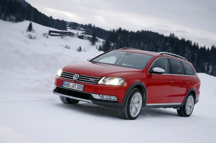 Volkswagen Passat 2.0 TSI DSG
