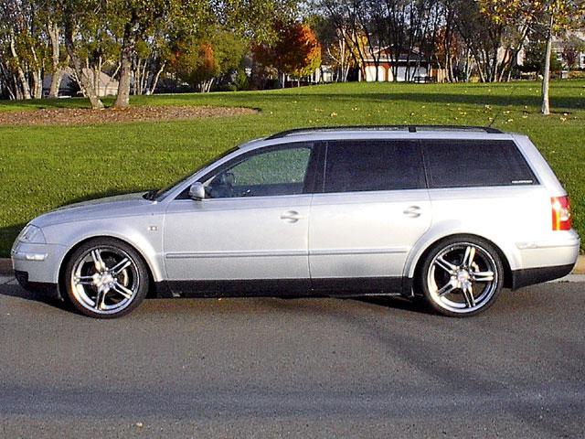 Volkswagen Passat GLX Wagon