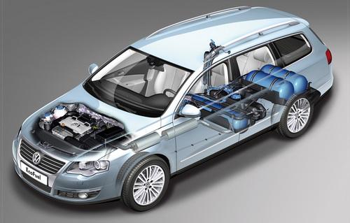 Volkswagen Passat Variant 1.4 TSI EcoFuel