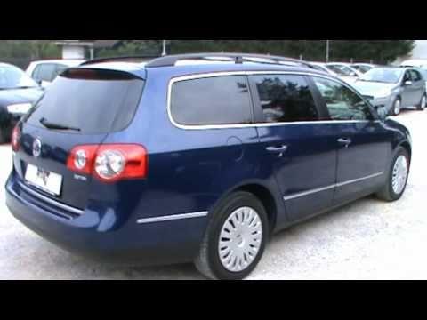 Volkswagen Passat Variant 2.0 TDi Blue