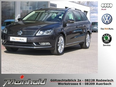 Volkswagen Passat Variant 2.0 TSI