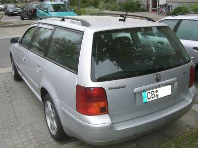 Volkswagen Passat Variant 2.5 TDi