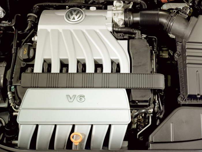 Volkswagen Passat Variant 3.2 V6 FSi 4Motion