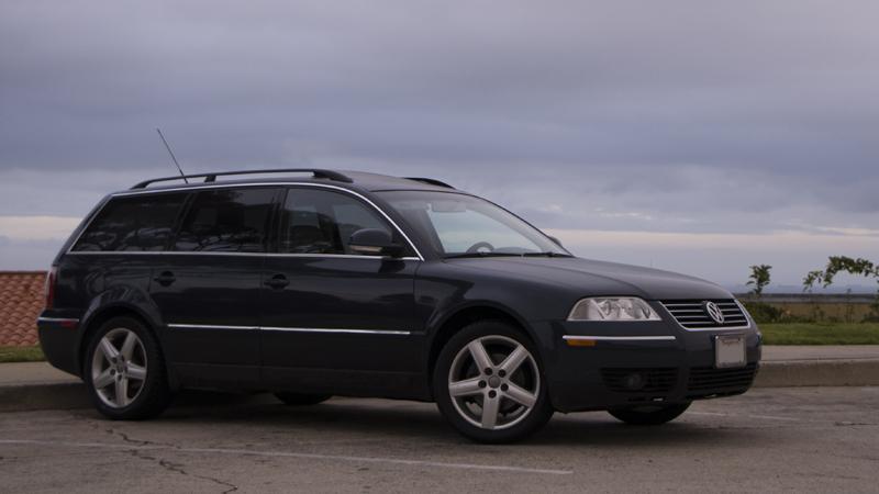 Volkswagen Passat Wagon GLX