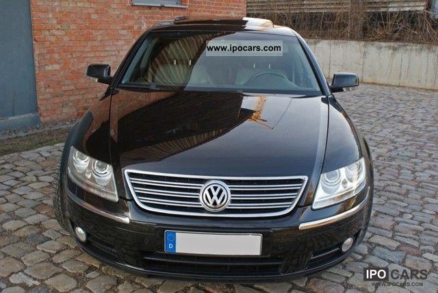 Volkswagen Phaeton 3.2