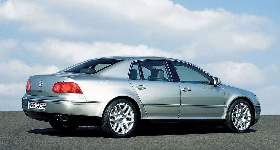 Volkswagen Phaeton 3.2 Long 4 seats AT