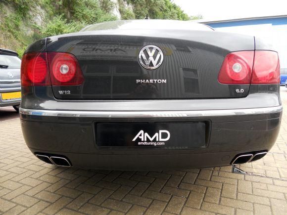 Volkswagen Phaeton 4.2 V8 Long