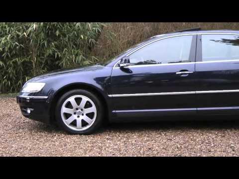 Volkswagen Phaeton 6.0 W12 Long