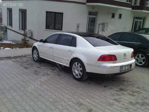 Volkswagen Phaeton 6.0 4Motion Long AT
