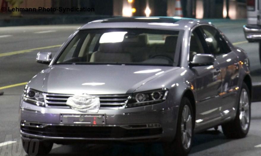 Volkswagen Phaeton V10 Diesel Long